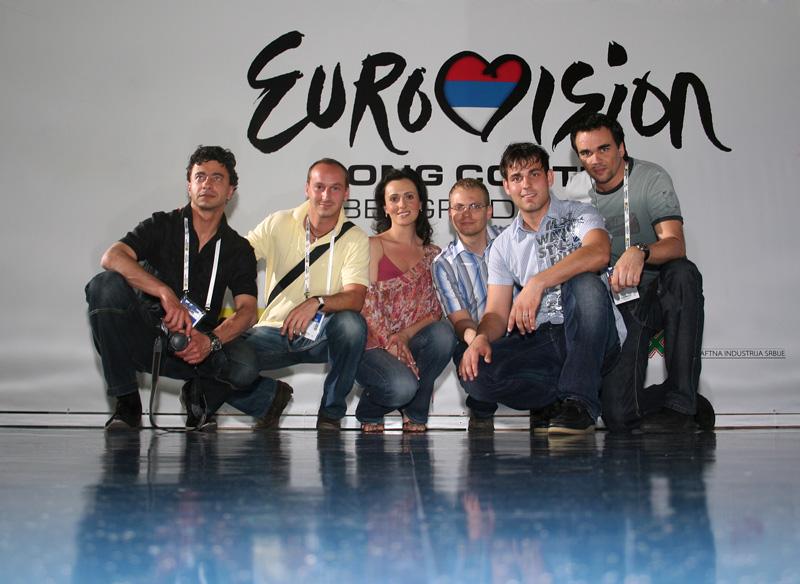Fool Moon Eurovision 2008