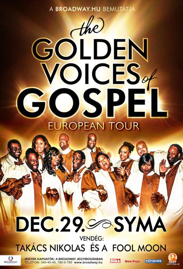Golden Voices of Gospel & Fool Moon