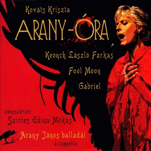 Fool Moon Arany-óra